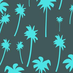Palmes Blue