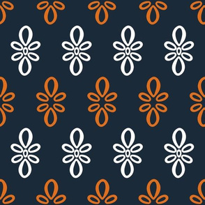 Texas Longhorns Dark Gray with Orange and White Oval Motif
