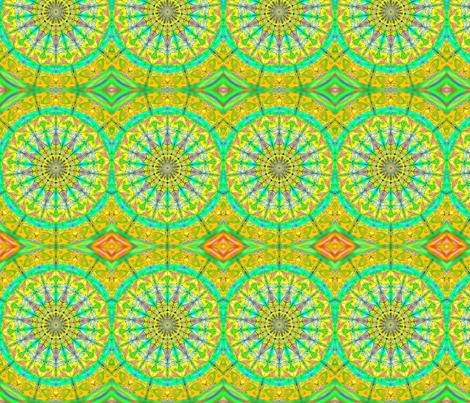 kaleidoscope fabric by mahankaur on Spoonflower - custom fabric