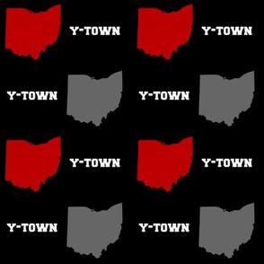 Y-TOWN black