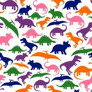 Dinos Kid Colors