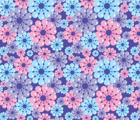 Pearl Girl fabric by kittenmoonstudio on Spoonflower - custom fabric