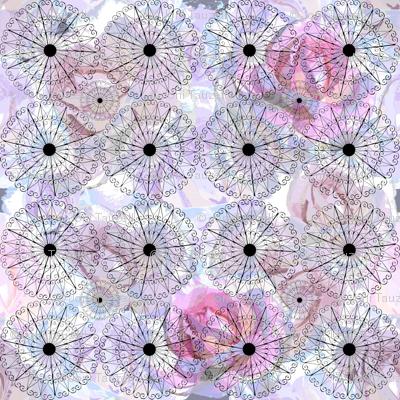 Rose Garden with gazebo