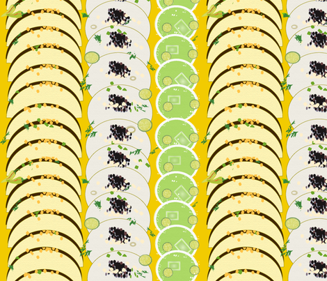 Poblano Summer fabric by babyancestree on Spoonflower - custom fabric