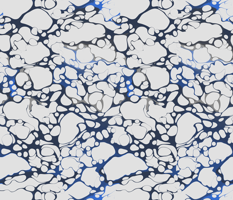floating fabric by anneke_doorenbosch on Spoonflower - custom fabric