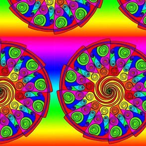 Swizzling Circles