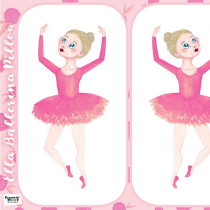 PILLOW BALLERINA fat Quartre2