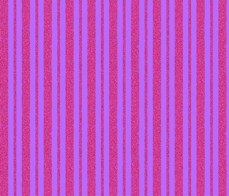CD6  - Speckled Fuchsia and Violet Stripes fabric by maryyx on Spoonflower - custom fabric
