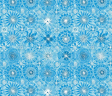 Pattern #93 Greek embroidery lace fabric by irenesilvino on Spoonflower - custom fabric
