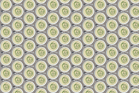 Brooklyn soup 90 fabric by bjdk on Spoonflower - custom fabric