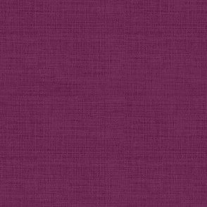 Linen Look, Orchid Purple