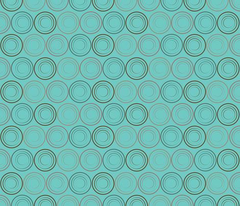 Circles  fabric by svaeth on Spoonflower - custom fabric