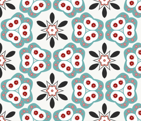 Muster 102 fabric by meissa on Spoonflower - custom fabric