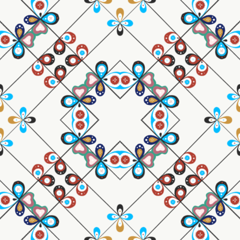 Polly fabric by meissa on Spoonflower - custom fabric