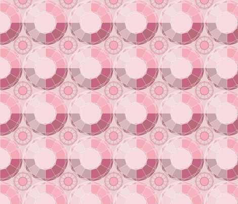 MultiFaceted fabric by jenimbaro on Spoonflower - custom fabric