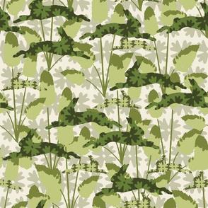 Bunnytails GREEN
