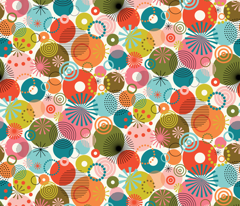 Surprise Party! fabric by katerhees on Spoonflower - custom fabric