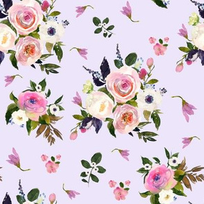 "8"" Colette Blooms - Lilac"