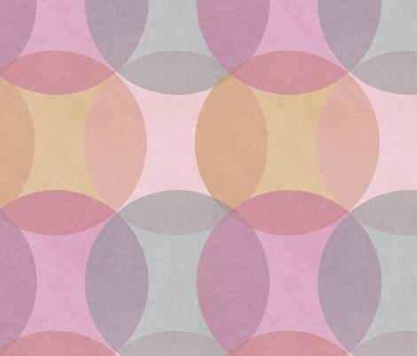 Aurora fabric by owlandchickadee on Spoonflower - custom fabric
