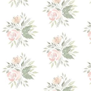 Pastel Florals Pattern