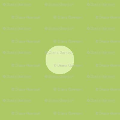 green apple dot