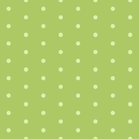 green apple dot fabric by crookedlittlestudio on Spoonflower - custom fabric