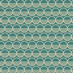 Atomic Century Circles - Neptune