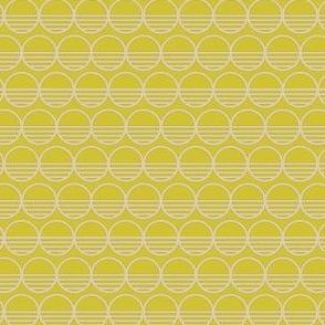 Atomic Century Circles - Atomic Lemon
