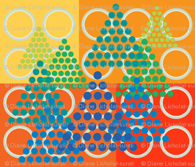 Circles and Triangular Trees