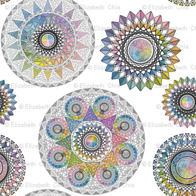 Circles of Triangles