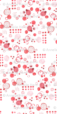 Red Paint Polka