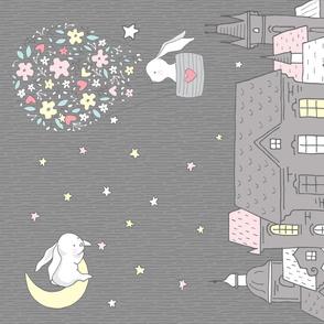 Goodnight Mr Rabbit - Panel