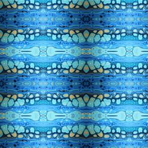Blue pour 7
