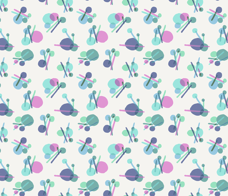 Fundamentals 2 fabric by nicebutton on Spoonflower - custom fabric
