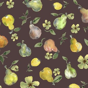 Moonlight pear party
