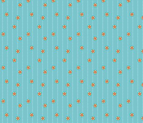 MALICIA18_Summer_Bloom_14 fabric by malicia on Spoonflower - custom fabric
