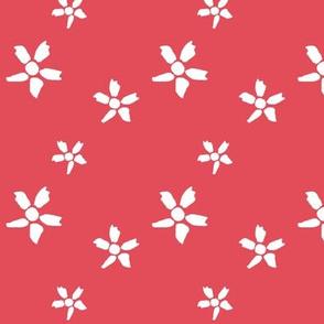 Eurydice Pink Floral
