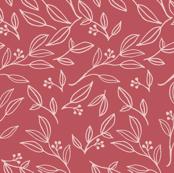 Amy - leaf pink