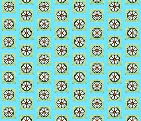 egyptian 92 fabric by hypersphere on Spoonflower - custom fabric