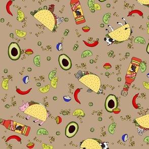 animal tacos