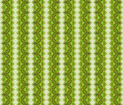 Olive Green Striped Diamonds fabric by just_meewowy_design on Spoonflower - custom fabric