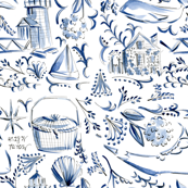Nantucket Chinoiserie