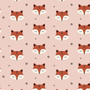Fox - Dusty Pink - small