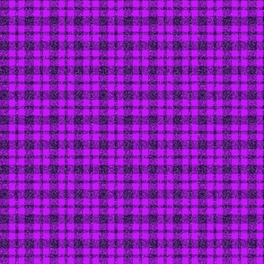 CD31 - Tiny Purple Sparkle and Lilac Pink Plaid