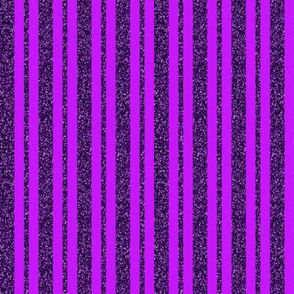 CD31 - Narrow Purple Sparkle and Lilac Pink Stripe