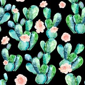 """21"""" Cactus Rose /"""