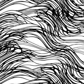 wavy rapids