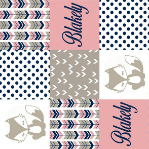 Blakely Patchwork