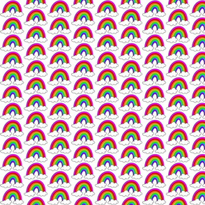 Bright Rainbow-Small