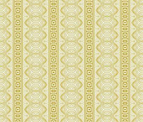 chinoise 55 fabric by hypersphere on Spoonflower - custom fabric